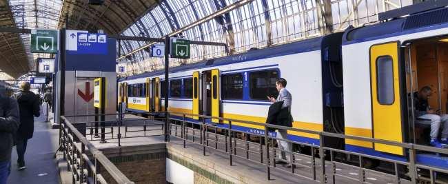 Amsterdam - como ir do aeroporto ao centro da cidade - 5
