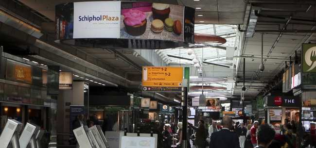 Amsterdam - como ir do aeroporto ao centro da cidade - 9