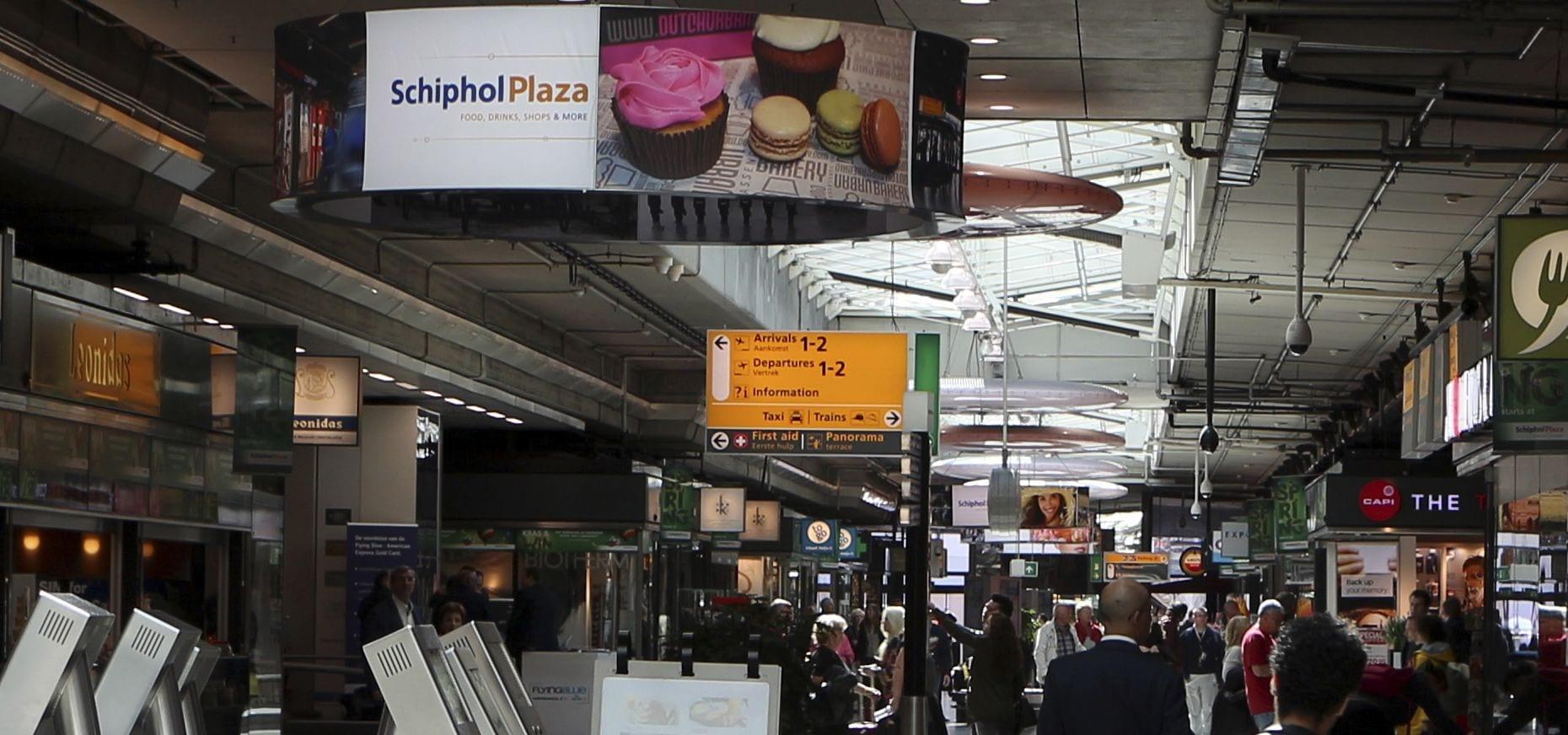 Aeroporto Amsterdam : Como ir do aeroporto ao centro de amsterdam sundaycooks