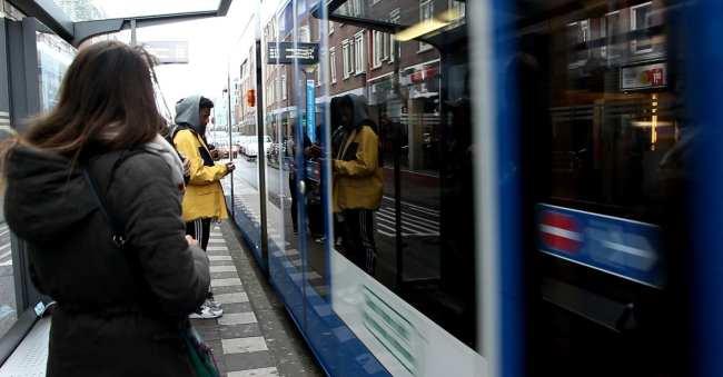 Transporte em Amsterdam - 17