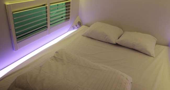 Hotel em Amsterdam - CityHub hotel capsula 2