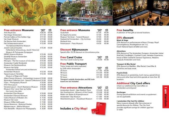 I Amsterdam City Card - Vale a pena? - 10