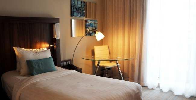 Hotéis em Amsterdam: onde ficar - 08 Courtyard
