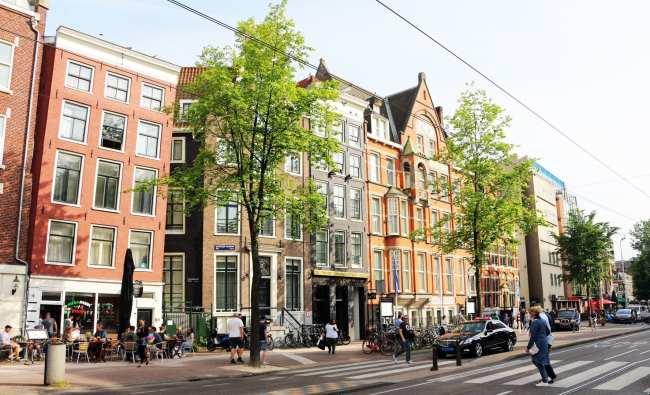 Hotéis em Amsterdam: onde ficar - 12 Centro