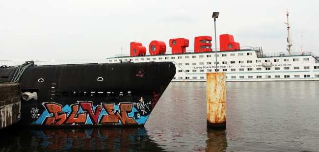 Hotéis em Amsterdam: onde ficar - 21 NDSM
