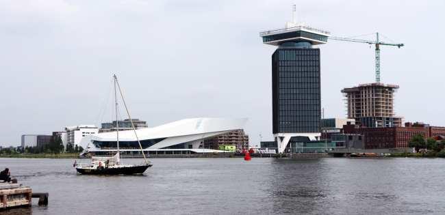 Hotéis em Amsterdam: onde ficar - 22 Amsterdam Noord