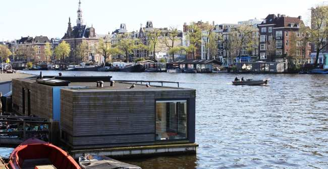 Hotéis em Amsterdam: onde ficar - 25 De Pijp