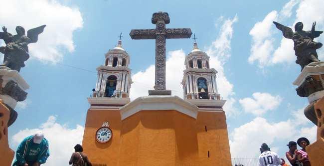 Roteiro pelo México da Giovanna - 12