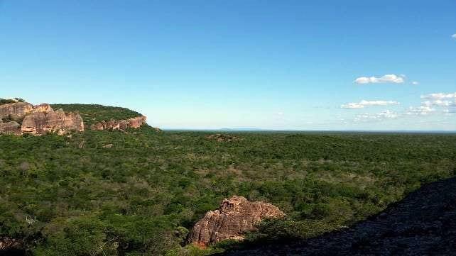 Serra da Capivara no Piauí - 22