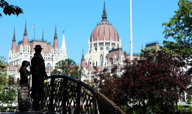 Como visitar o Parlamento Húngaro em Budapeste - 01