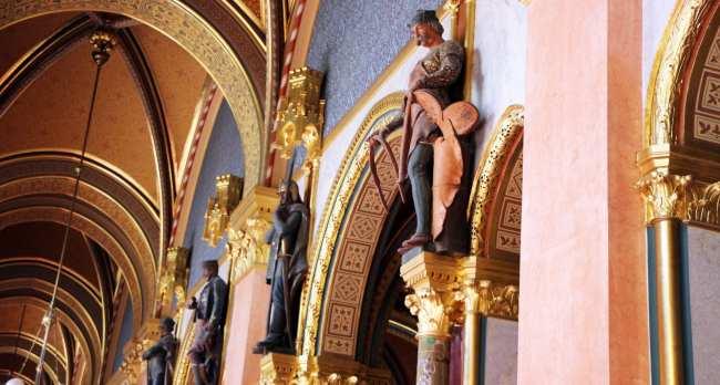 Como visitar o Parlamento Húngaro em Budapeste - 08