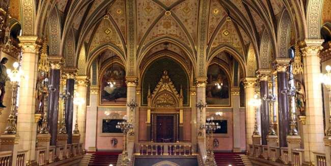 Como visitar o Parlamento Húngaro em Budapeste - 10