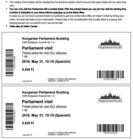 Como visitar o Parlamento Húngaro em Budapest - 37