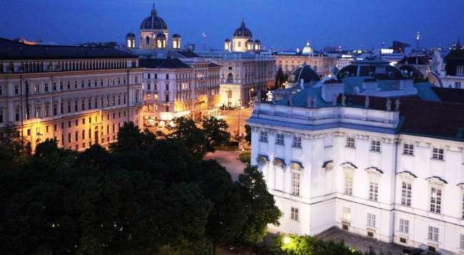Hotel 25hours MuseumsQuartier Viena - 15