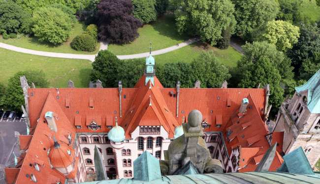 Roteiro por Hannover, Alemanha - 16