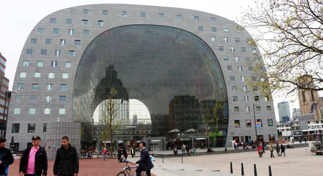 Mercado Municipal de Rotterdam - 08
