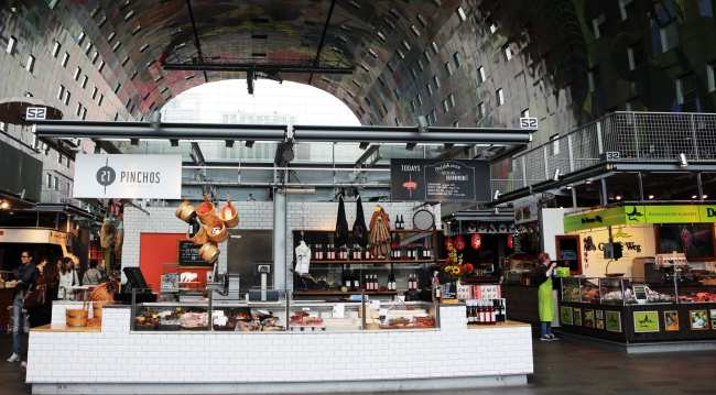 Mercado Municipal de Rotterdam - 09