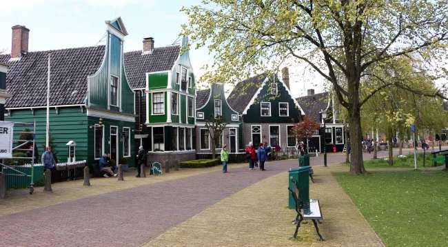 Bate e volta de Amsterdam: Zaanse Schans - 02