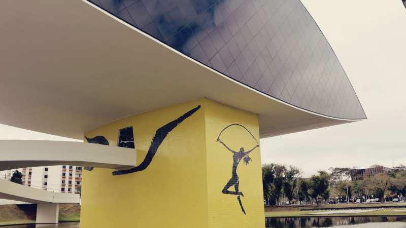 Curitiba - Museu Oscar Niemeyer - 02