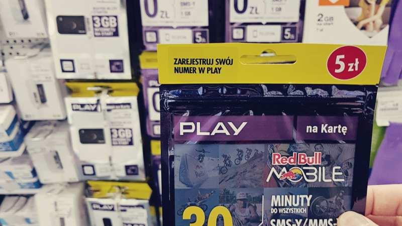 chip internet celular 3g/4g barato na Polônia - 02