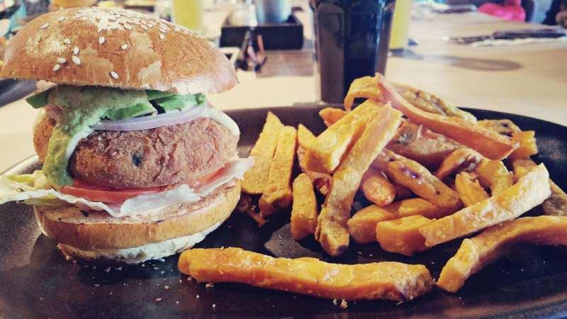 Comida vegetariana e vegana em Cusco, Peru - 07