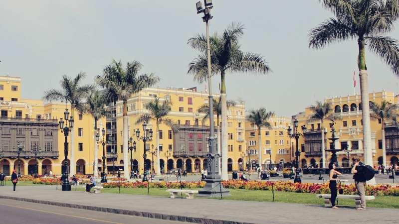 Como negociar táxis em Lima e no Peru - 06