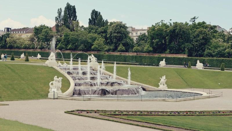 Palácio Belvedere em Viena - O Beijo de Klimt - 07