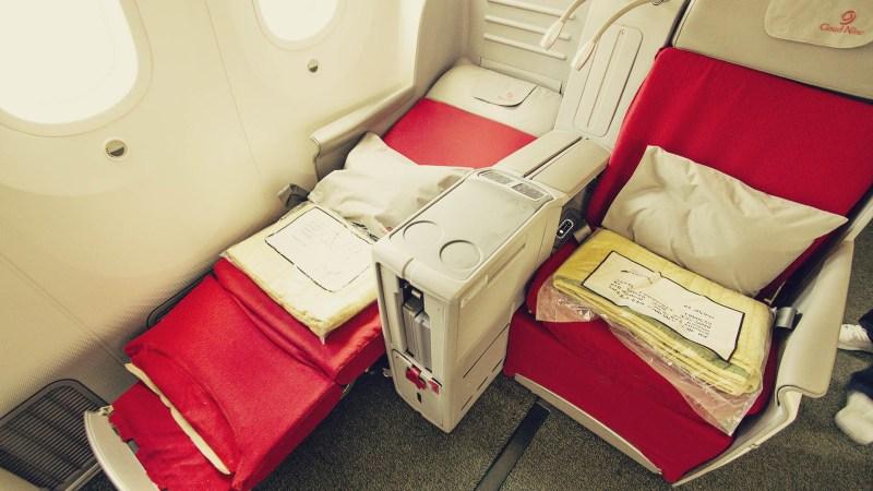 Como é voar de Ethiopian Airlines - 15