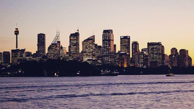Ano novo na Austrália - Sydney - 01