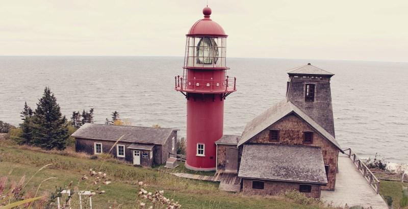 Roteiro por Gaspésie, no Canadá - 14