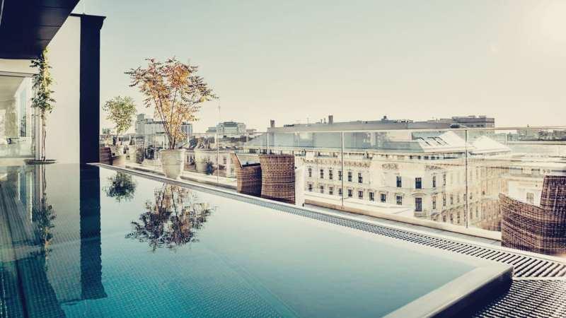 Onde ficar em Viena: hotel Grand Ferdinand - 01