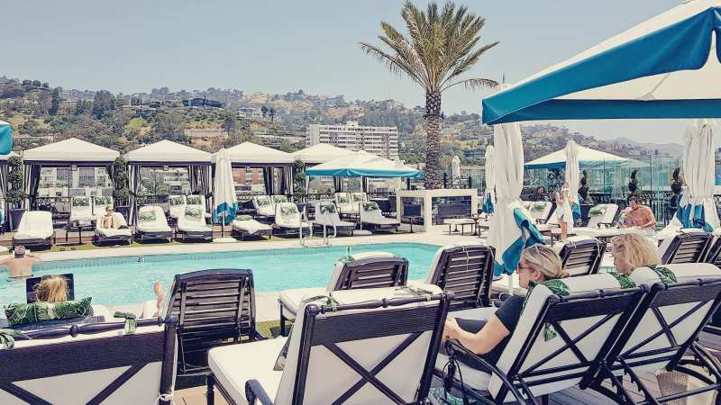 The London West Hollywood at Beverly Hills - piscina