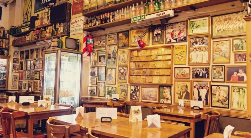 O que fazer em Buenos Aires gastando pouco - restaurantes no centro