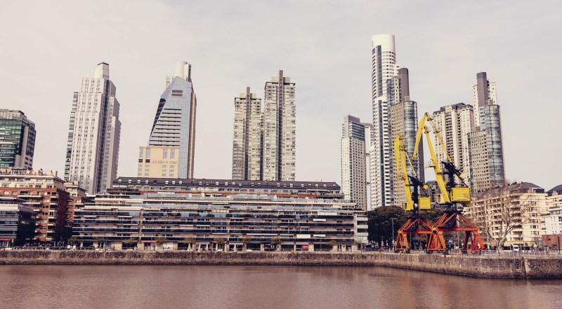 O que fazer em Buenos Aires gastando pouco - puerto madero
