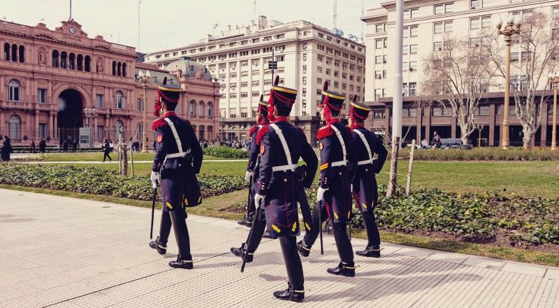 O que fazer em Buenos Aires gastando pouco - Casa Rosada