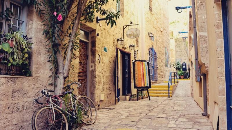 O que fazer em Tel Aviv, Israel - história