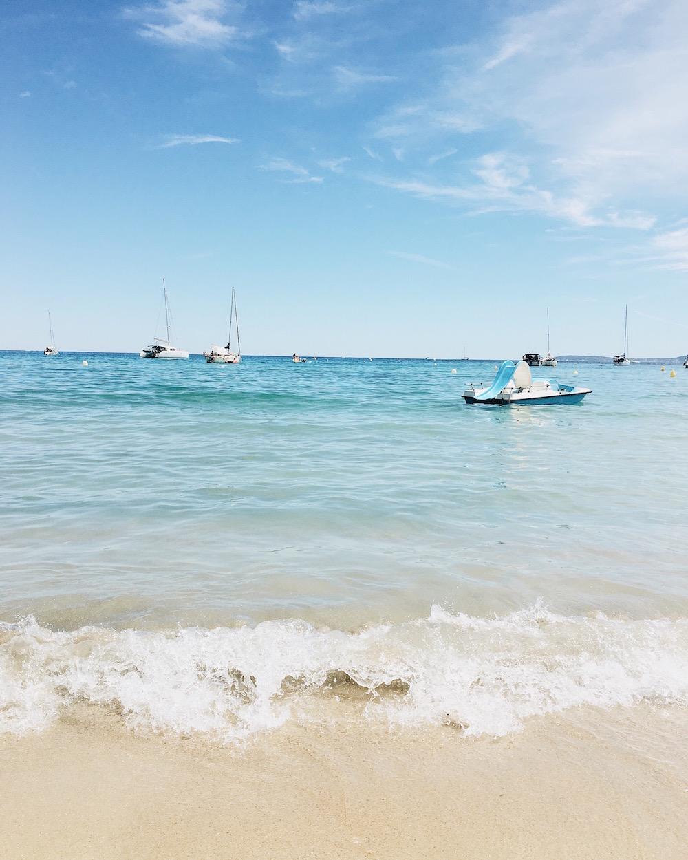 Un petit coin de paradis - Le Lavandou - Blog famille Sunday Grenadine