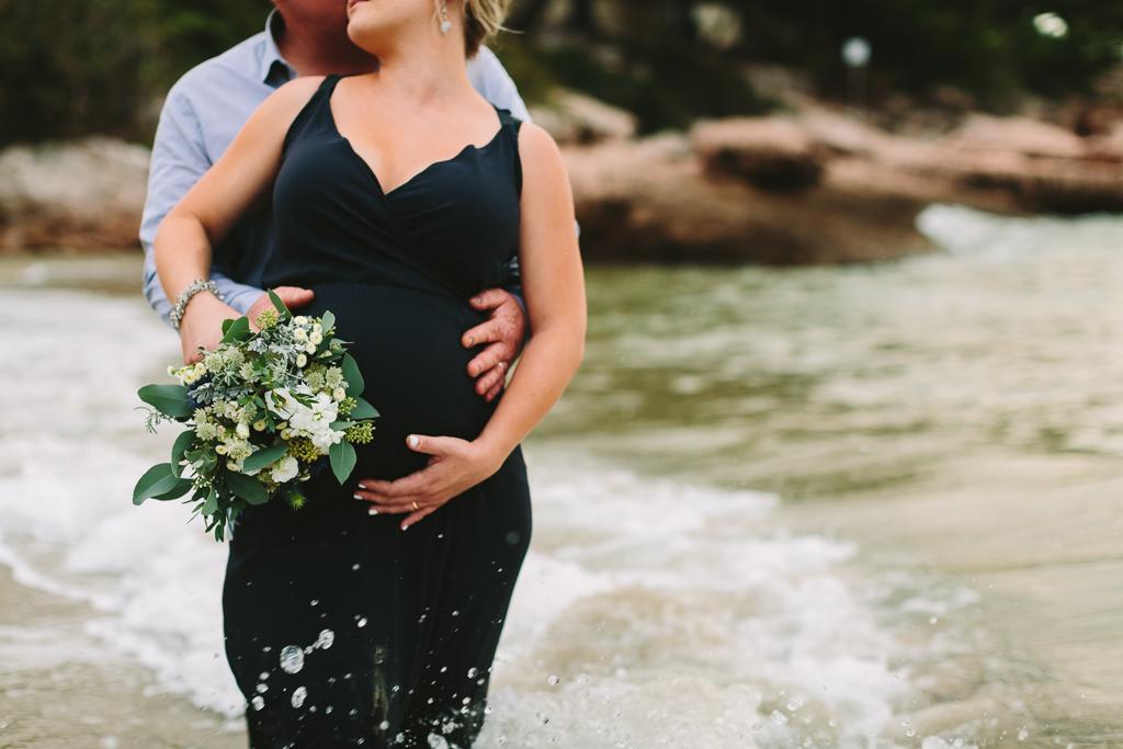 Morgane + Nath = Aaron - Séance maternité - Blog famille Sunday Grenadine