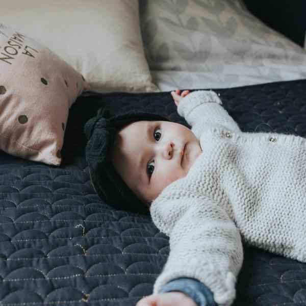 Le dressing de bébé