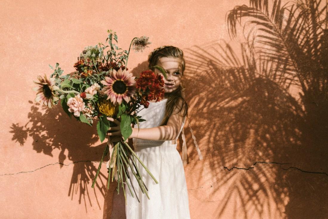 Birdie 2018 by Christina Sfez - Tenues de cortège - Blog famille Sunday Grenadine