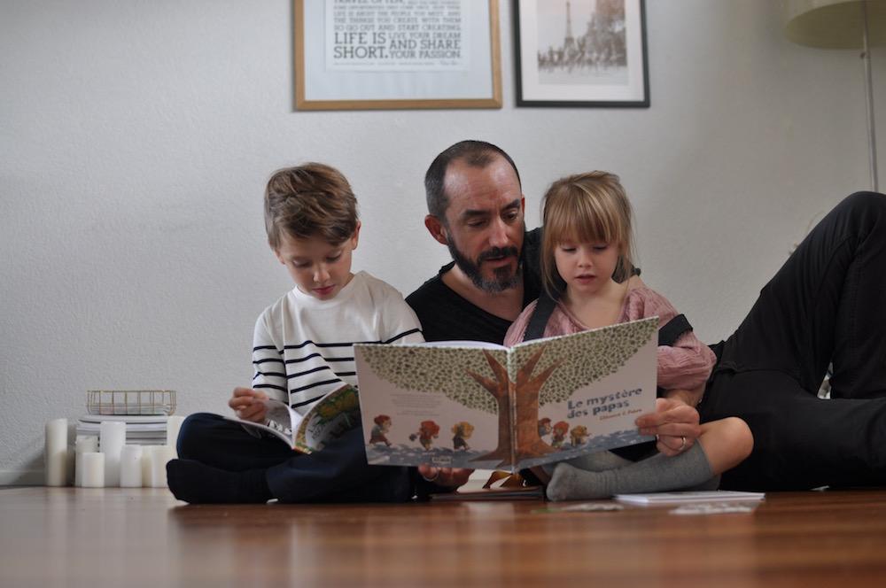 blognouveauparent - Blaise, papa poule de Liam et Nina - Blog famille Sunday Grenadine