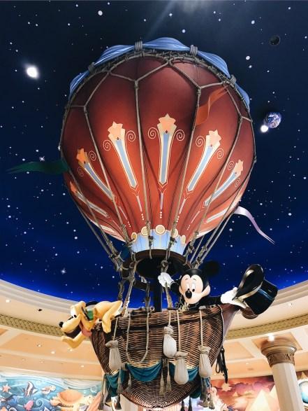 Disneyland Paris - World of Disney // Crédit Photo - Clémentine Marchal