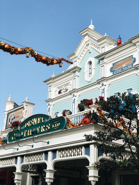 Disneyland Paris en Famille pour Halloween 3
