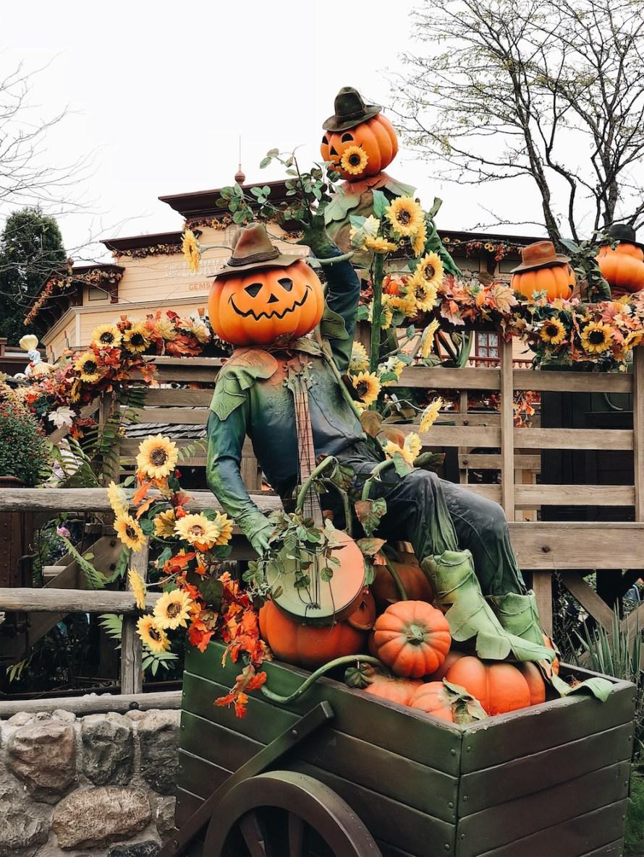 Disneyland Paris en Famille pour Halloween 11
