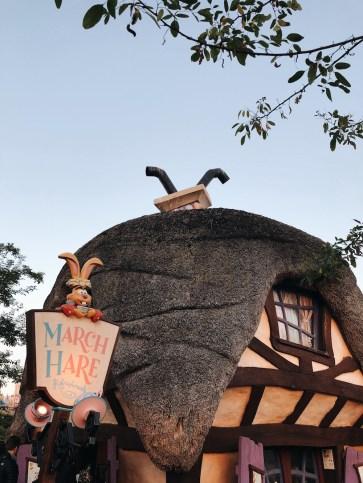 Disneyland Paris - Fantasyland // Crédit Photo - Clémentine Marchal