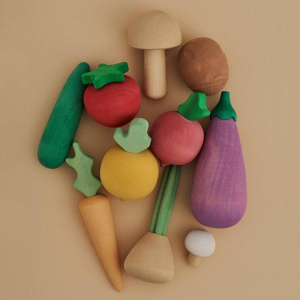 Raduga Grez  - Légumes en bois 1