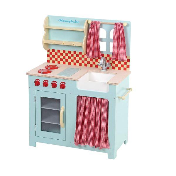 """Le Toy Van - Cuisine """"honey"""" bois 1"""