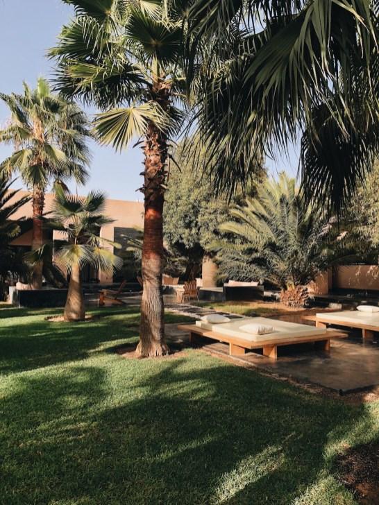 La Villa Taj Marrakech, une maison de vacances de luxe // Crédit - Clémentine Marchal
