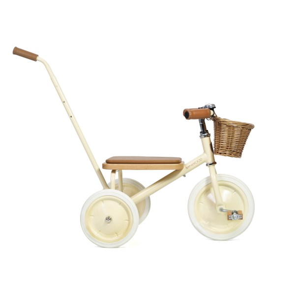 Banwood - Tricycle Crème - Blog famille Sunday Grenadine