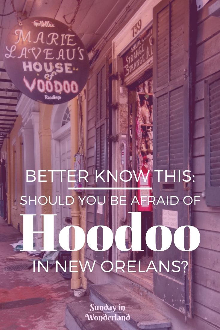 Hoodoo - amazing magic directly from New Orleans